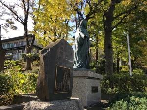 富坂の春日の局像