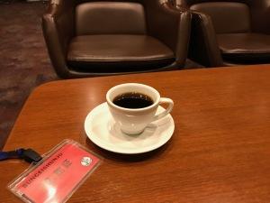 おいしいコーヒーのあるサロン